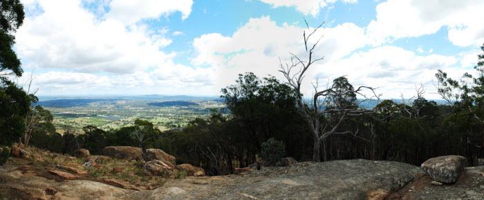 Shepherd's Flat Lookout