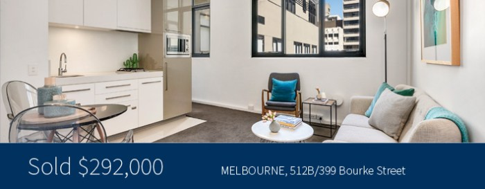 512B/399 Bourke Street, Melbourne - The Foundry - Harcourts Melbourne City