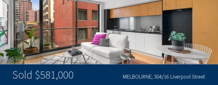 304/16 Liverpool Street, Melbourne - Harcourts Melbourne City