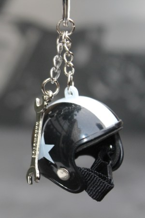Keyring – The hard hat's where your keys at