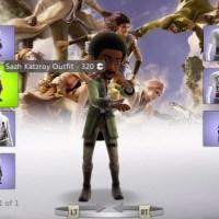 Free Final Fantasy Avatar Item [Xbox 360]