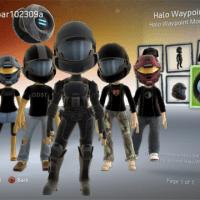 Halo 3: ODST Avatar Awards [Xbox 360]