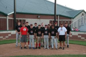 Hardball Elite Team