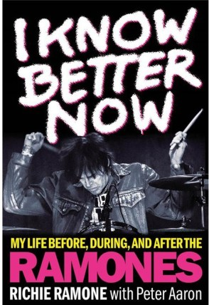 Richie Ramone - I Know better now