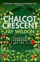 chalcot-crescent-fay-weldon-very-good-condition-book