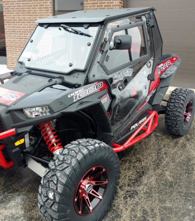 Polaris RZR 1000 Full Cab Kit To Be Available This Summer