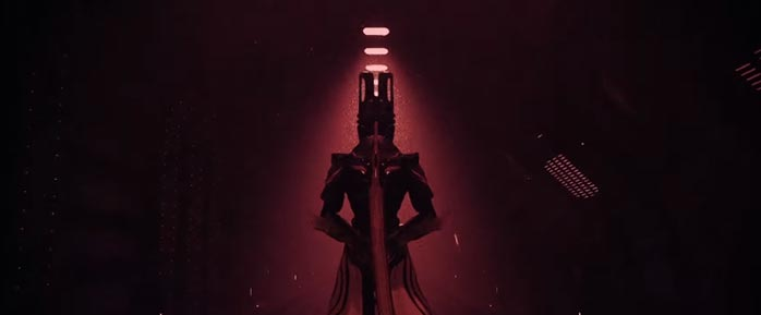 Trailer Teases Warframes Chains Of Harrow On Consoles