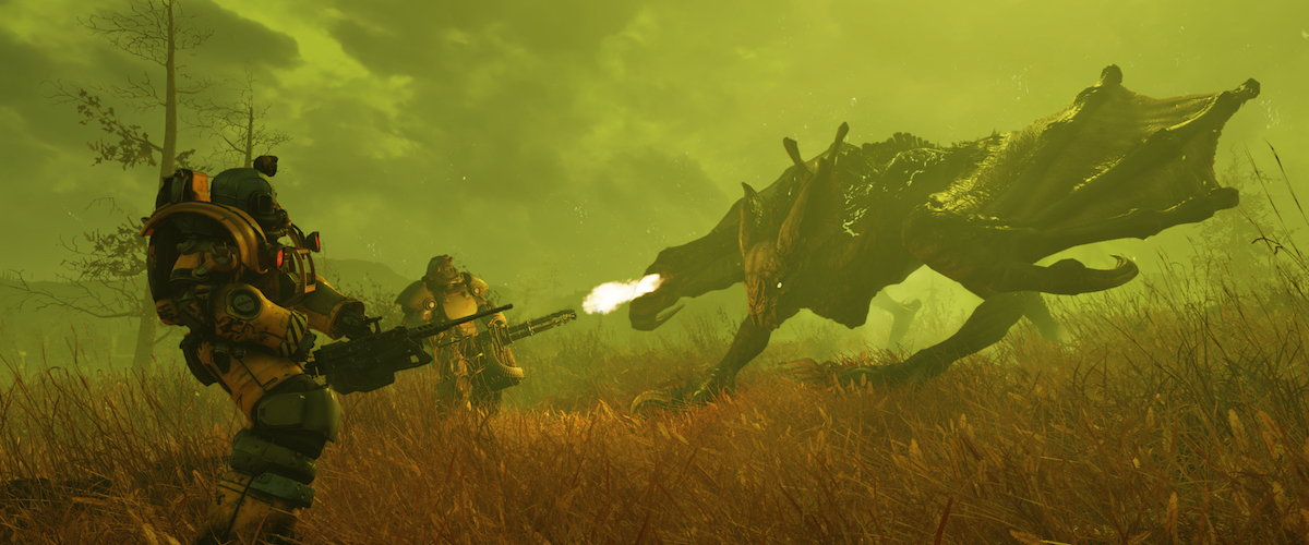 Eight Days After Launch Fallout 76 Is Already Discounted Hardcore Gamer