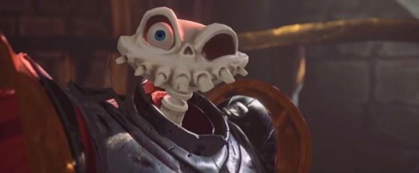 MediEvil Trailer Demonstrates Proper Shield Technique - Hardcore Gamer
