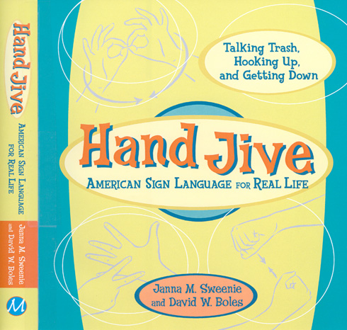 Hand Jive Book Cover!