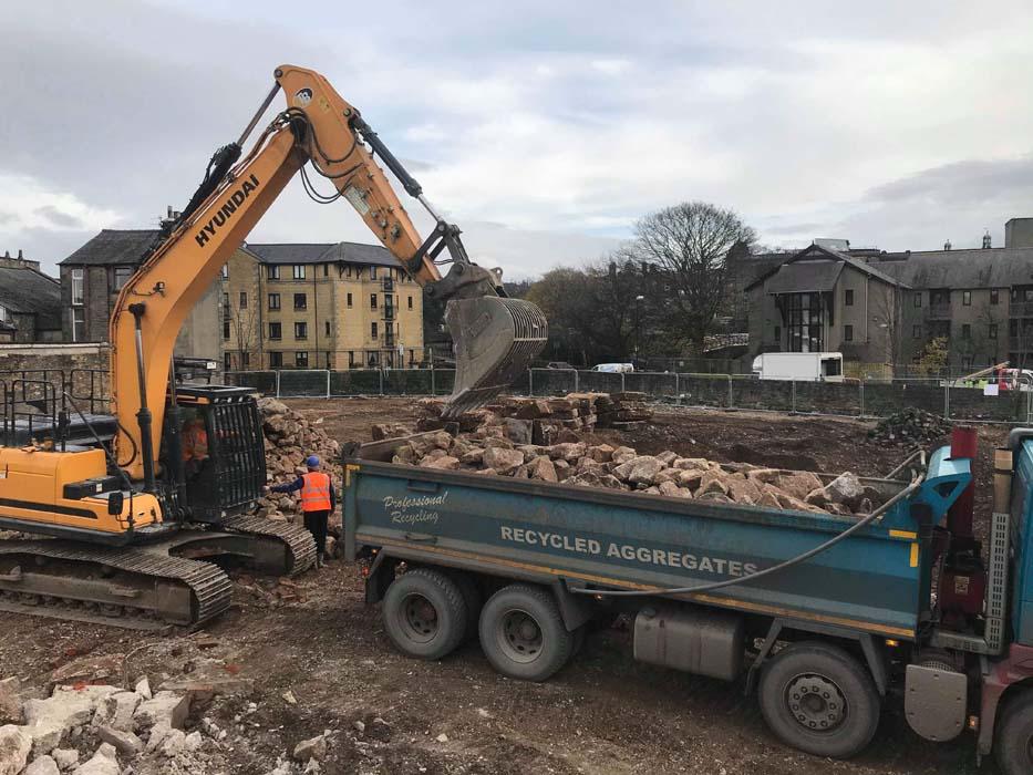 Demolition Contractor Lancashire