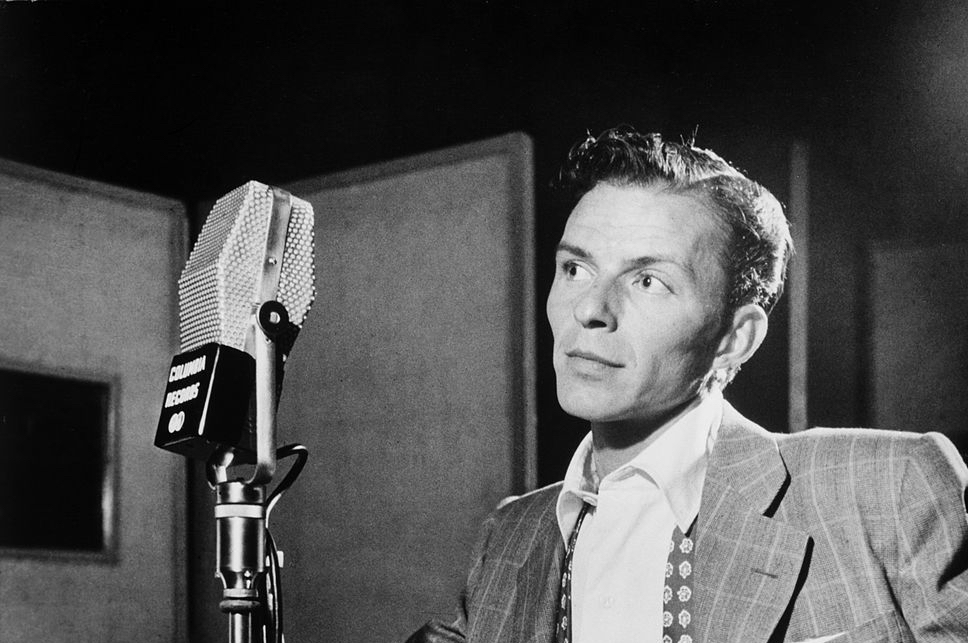 WATCH: Frank Sinatra- 'The Way You Look Tonight'