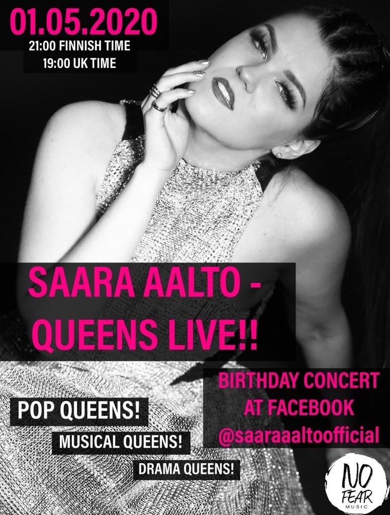 Saara-Aalto-konsertti
