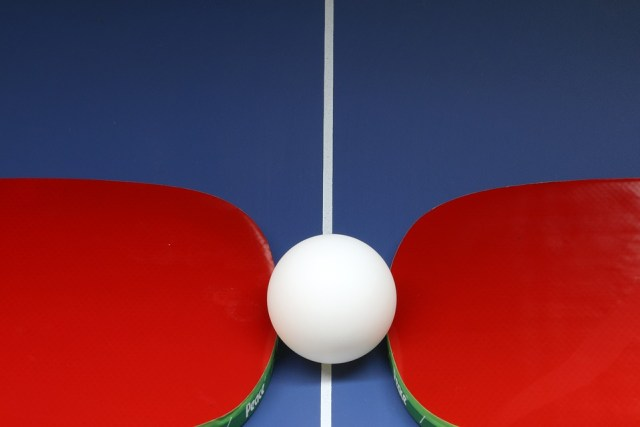 Games Table Tennis Sport Ping-pong Ball Hobby