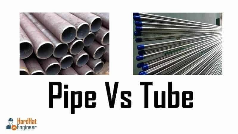 What Is The Difference Between Pipe And Tube Pipe Vs Tube