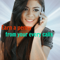 Earn from your calls.