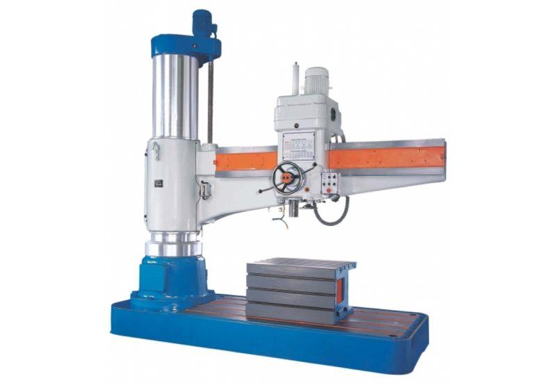 Radial Arm Drilling Machine
