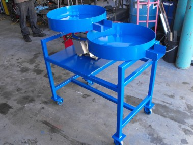 Steel Mineral Shaker