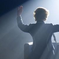 'Iron'  Deficiency: A Supernatural Thriller About Margaret Thatcher