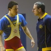 The Gun Show: Tatum, Ruffalo & Carell Brawl In 'Foxcatcher'