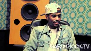 Big Sean goes off on Soulja Boy comparisons by bloggers interview by Nick Huff Barili