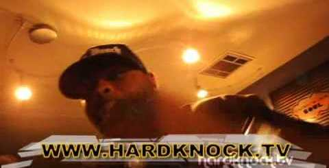 Crooked I Freestyle (Part 1) Hard Knock TV Exclusive!
