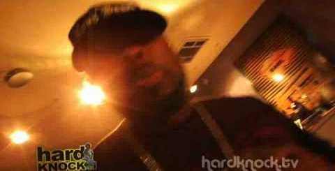 Crooked I Freestyle (Part 2) Hard Knock TV Exclusive!