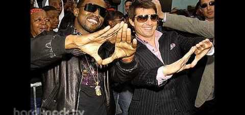 KanyeI am not gay The gay people I know are so genius