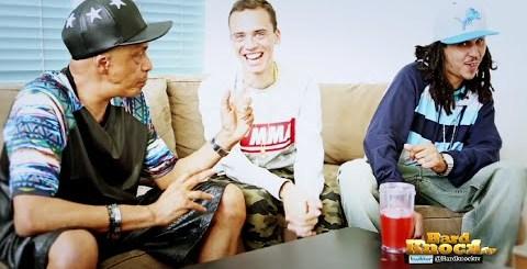 Logic Breaks Down Gang Related, Talks Lyrics, Stories, Production w/ Dad, Brother + 6ix interview by Nick Huff Barili hard knock tv