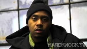 Nas and Damian Marley on Knaan, Nneka and media interview by Nick Huff Barili