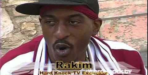 Rakim says Bush should come back and clean up his mess (Best of SXSW) interview by Nick Huff Barili