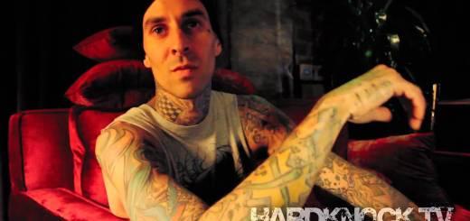 Travis Barker talks DJ AM, Lil Wayne, Yelawolf, New Album, Hip Hop influences interview by Nick Huff Barili