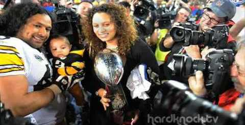 Troy Polamalu speaks on Madden curse, Music, Family, God