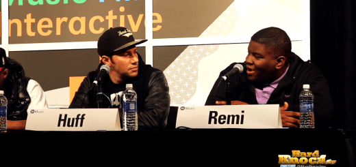 Salaam Remi and Nick Huff Barili SXSW Producers Panel