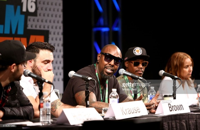 'Organized Noize: Tales from the ATL' 2016 SXSW Nick Huff Barili