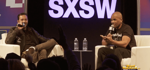 Nick Huff Barili SXSW Keynote Darryl McDaniels RunDMC