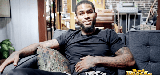 Dave East Hard Knock TV Interview Nick Huff Barili