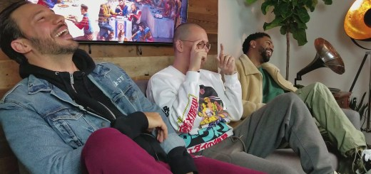 Logic Big Sean Nick Huff Barili Hard Knock TV Interview Grammys
