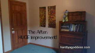 After: Clutter Free