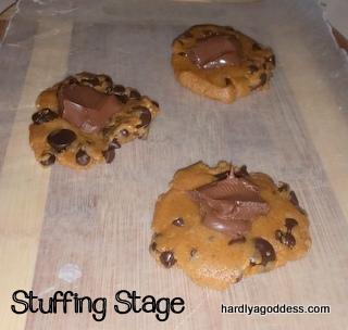 Nutella Stuffing