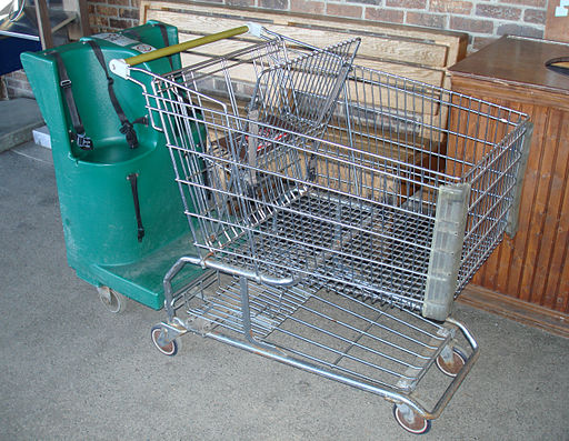 http://commons.wikimedia.org/wiki/File:Shopping_cart_with_seating_for_3_kids.jpg