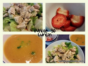 Day17 lunch Whole30