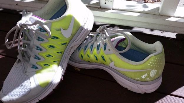 my 2014 marathon sneaks