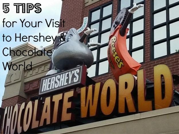 Hershey Tips