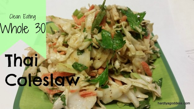 thai coleslaw