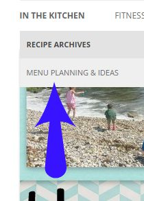 blog contents