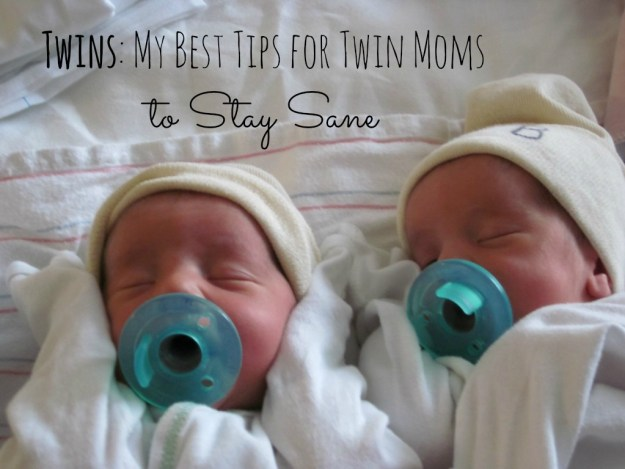 my best tips for twin moms