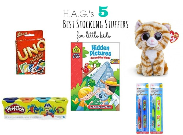 Best gifts for stockings stuffers for little kids