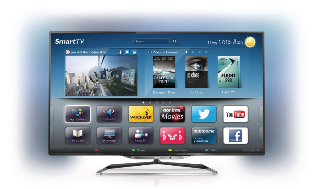 how to hard reset a philips smart tv