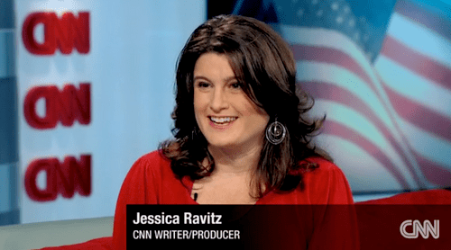 Image result for jessica ravitz jew cnn